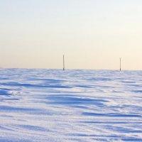 снежное море :: Константин Станцель
