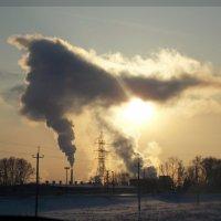 Сахарный завод :: Александра Ремезова