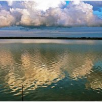 Белое озеро. :: Владислав Куликов