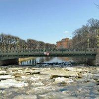 Второй садовый мост :: Олег Попков