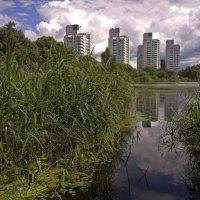 На озере у четырёх братьев :: Евгений Лимонтов