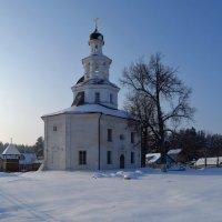 Храм Святителя Николая в Полтево :: Elena Lo