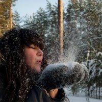 Снег - это прекрасно ) :: Анастасия Иванова