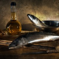 Про рыбу скумбрию :: Lev Serdiukov