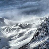 Сила ветра :: Александр Хохлов