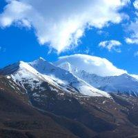 Кавказский хребет, РСО-Алания :: Zak Doguzov