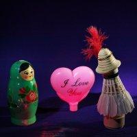 Скоро день Святого Валентина :: Иван Гиляшев