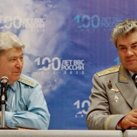 Два генерала. Два главкома. :: Дмитрий Бубер
