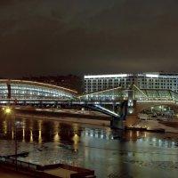 Ночной город :: Дмитрий Шилин