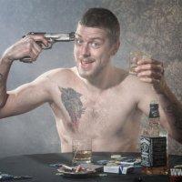 Ну, выпьем за мое здоровье! :: Юрий Дровнин