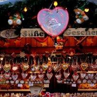 Новогодняя подготовка в Австрии :: Полина Кузнецова