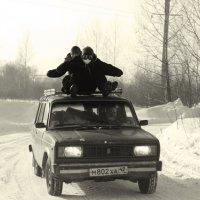 Весёлая троица!!! :: Радмир Арсеньев