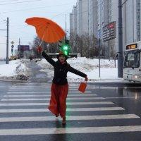 Оранжевое настроение! :: Наталья Иванова