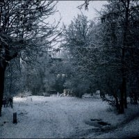 двор зимой :: hijsi sevole