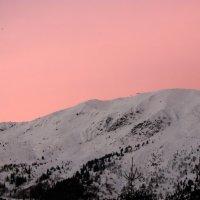 Рассвет в Альпах!! :: Светлана Субботина