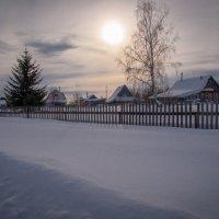 Мороз и солнце :: Игорь Хохлов