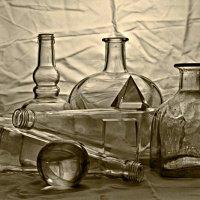 натюрморт со стеклом № 1 :: Владимир Безгрешнов