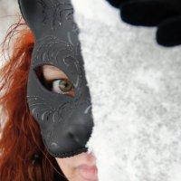 Чёрная кошка :: Ксения Угарова