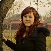 На даче... :: Виктория Годына