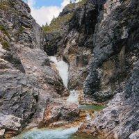 В каньоне Мраморного ручья :: Виктор Никитин
