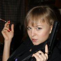 gangsta) :: Лада Румянцева