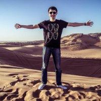 Desert Safari :: Ильмар Мансуров