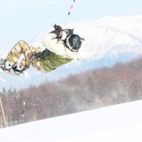 КайтБорд-зима 2013. :: Сергей Калиновский