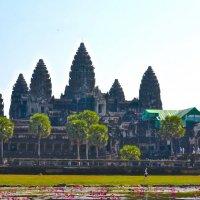 Ангкор Ват :: Anna Kashkovskaya