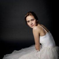 Балерина :: Анастасия Матвеева