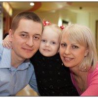 Семейная фотосессия, ТЦ Арлекин :: Екатерина Калашникова