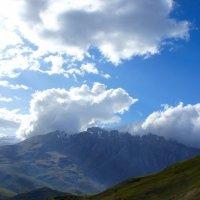 Где-то в горах Северной Осетии :: Zak Doguzov
