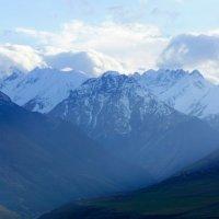 Горы Северной Осетии :: Zak Doguzov