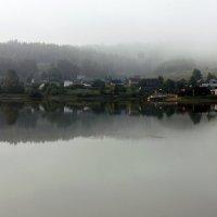 В тумане :: Виктор Калашников