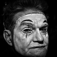 Старый клоун :: Сергей Ефимов