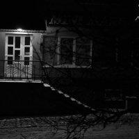 Улица, магазин, фонарь... :: Veceslav Beloscurnic