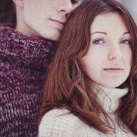 Love-story. Влада и Сергей. :: Ирина Полонина