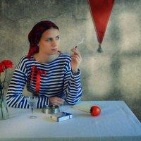 Годовщина Великого октября :: Юлия Анохина
