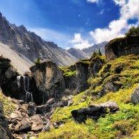 Водопадик на Золотом :: Виктор Никитин