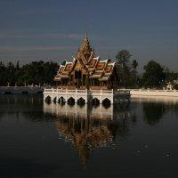 буддийский храм :: Alexandra Mustafaeva