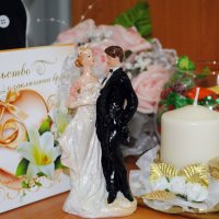 жених и невеста :: Снежанна Снежка