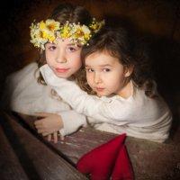 ангелы :: Ольга Шеломенцева
