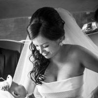 Мама и дочь :: Айнагуль Бекебаева