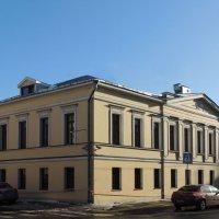 Александра Солженицына улица № 38 :: Александр Качалин