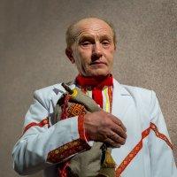 Мужчина с шапаром :: Victor Brig