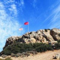 """Окончание полуострова Карпасия, Северный Кипр, или """"тот самый хвостик Кипра"""" :: Anna Lipatova"""