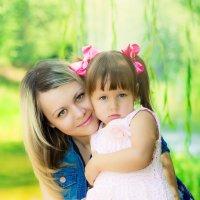 Мама и дочка :: Сергей Бутусов