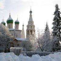 Морозное утро :: Александр Акилов