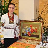 Олена, вишивальниця :: Степан Карачко
