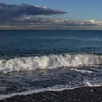 Утро цвета моря... :: Виолетта