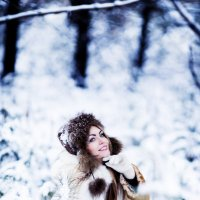 Зимой :: Татьяна Долидудо
